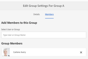 GroupB